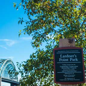 Lardner's Point Part In Tacony