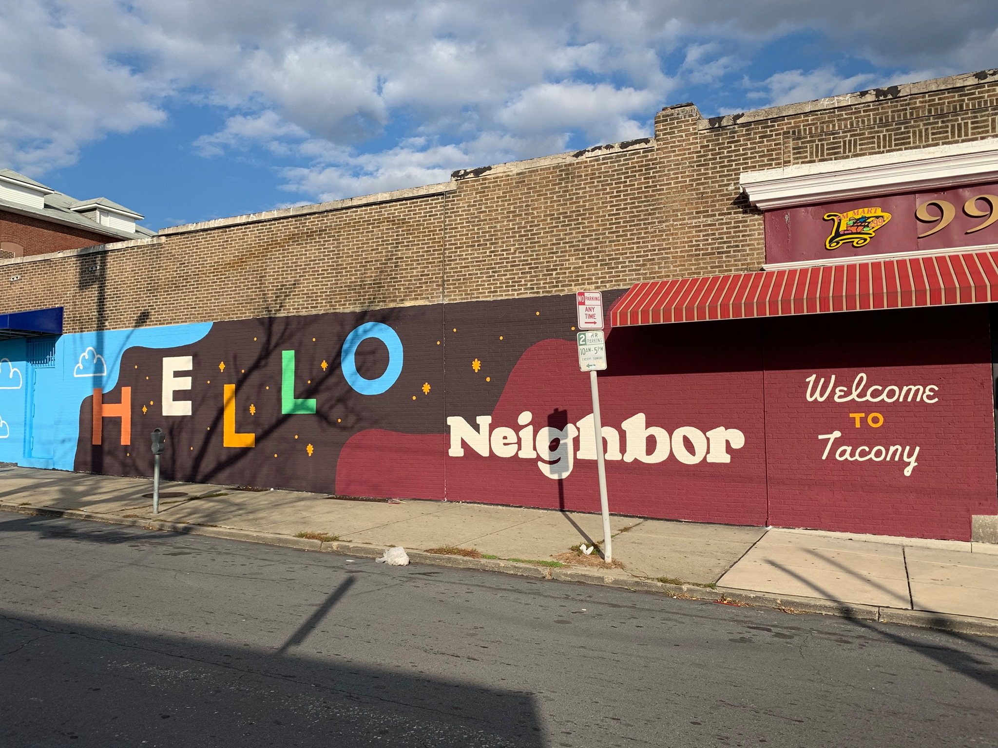 New Mural in Tacony