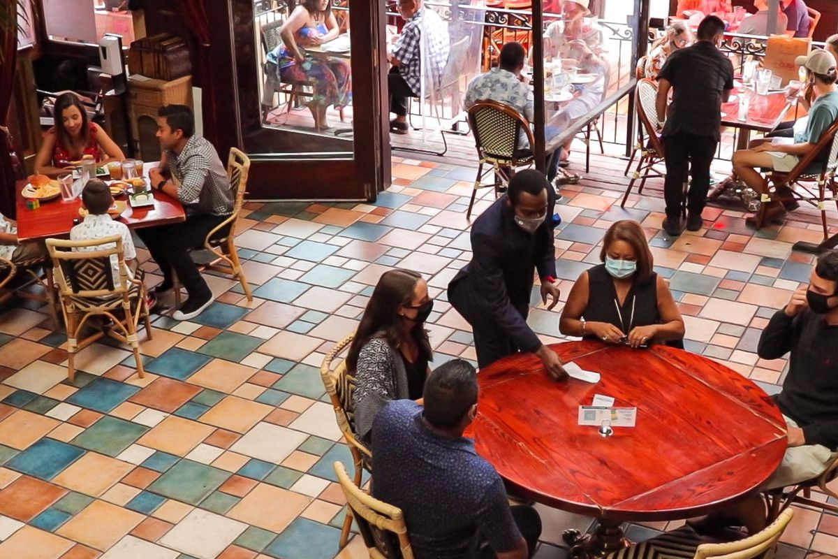 Indoor Dining is Back in Philadelphia on September 8th